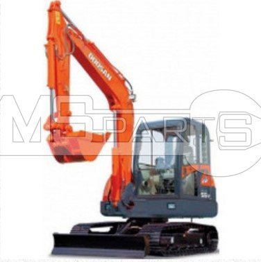 Запчасти Doosan S55V Plus