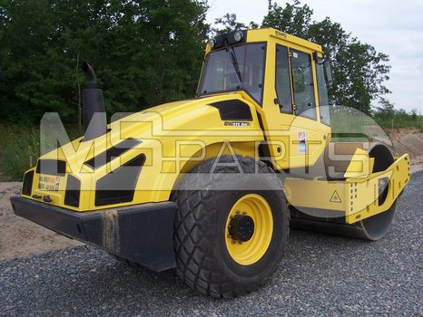 Запчасти BOMAG BW 211 PD-4