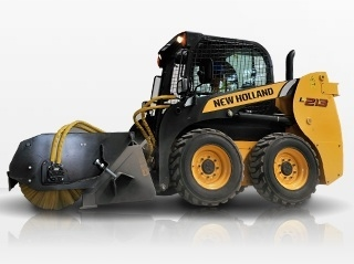 Запчасти New Holland L213