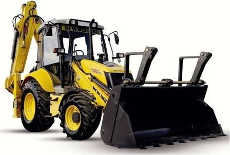 Запчасти New Holland B90B