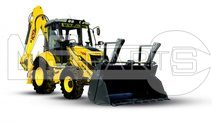 Запчасти New Holland B100B