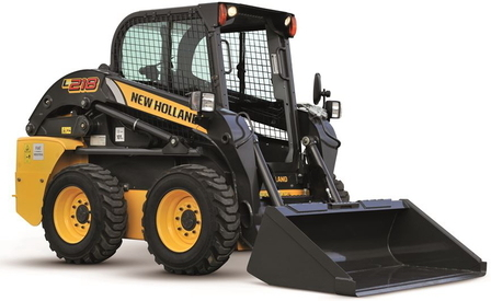 Запчасти New Holland L218