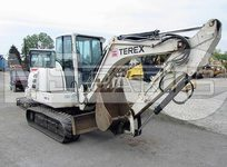 Запчасти Terex TC48 (HR 18)