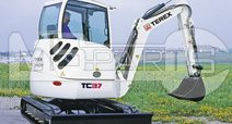 Запчасти Terex TC37 (HR 3.7)