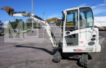 Запчасти Terex TC20 (HR 2.0)
