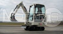 Запчасти Terex TC16 (HR 1.6)