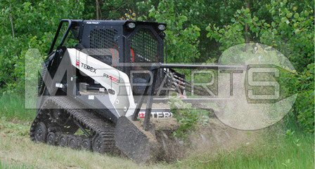 Запчасти Terex PT-100 Forestry