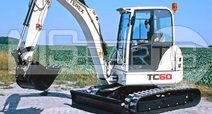 Запчасти Terex TC60 (HR 20)